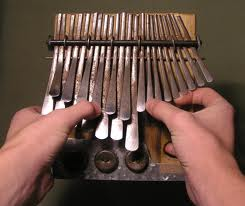 mbira - African thumb piano